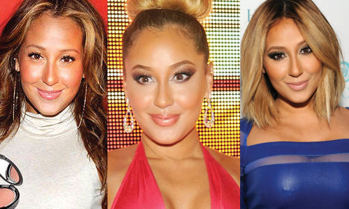 Adrienne Bailon Plastic Surgery Before and After 2017