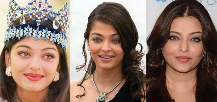 Aishwarya Rai Plastic Surgery Before and After 2018
