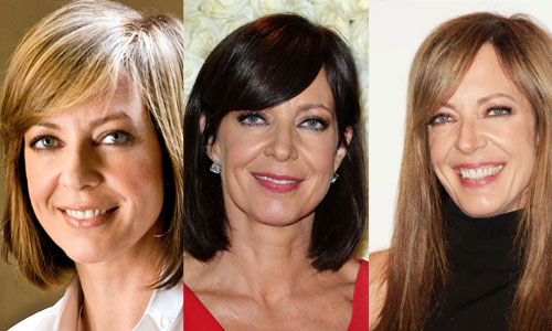 Allison Janney Plastic Surgery Before and After 2017