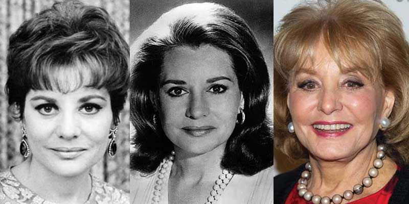 Barbara Walters Plastic Surgery Before and After 2019