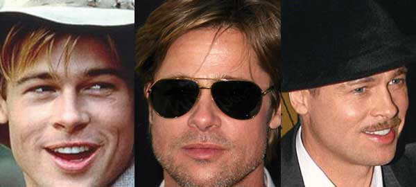 Brad Pitt Plastic Surgery Before and After 2017