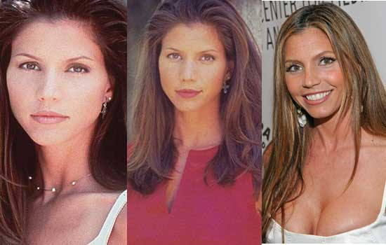 Charisma Carpenter Plastic Surgery Before and After 2017