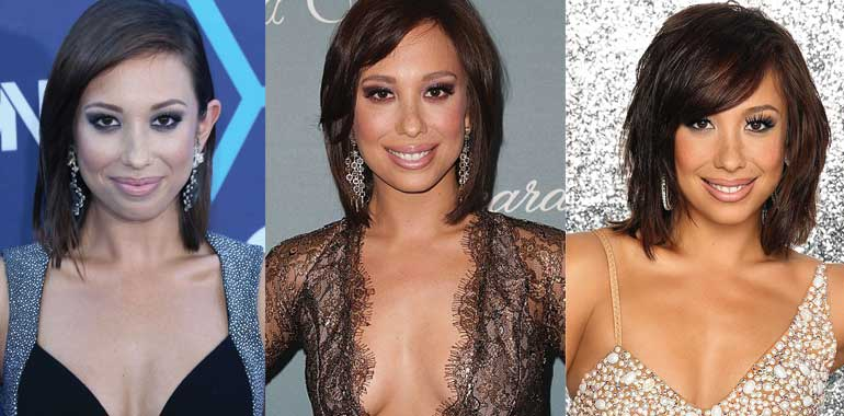 Cheryl Burke Plastic Surgery Before and After 2019
