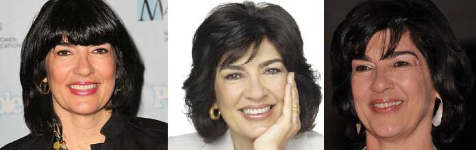 Christiane Amanpour Plastic Surgery Before and After 2018