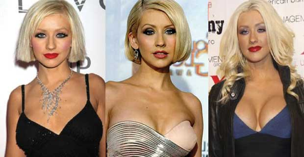 Christina Aguilera Plastic Surgery Before and After 2019