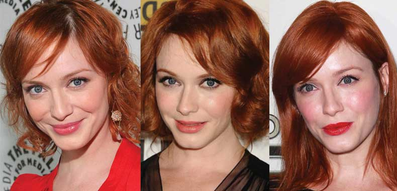 Christina Hendricks Plastic Surgery Before and After 2018