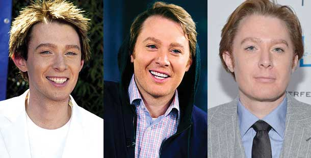 Clay Aiken Plastic Surgery Before and After 2018