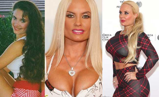 Coco Austin Plastic Surgery Before and After 2017