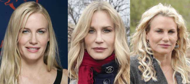 Daryl Hannah Plastic Surgery Before and After 2018