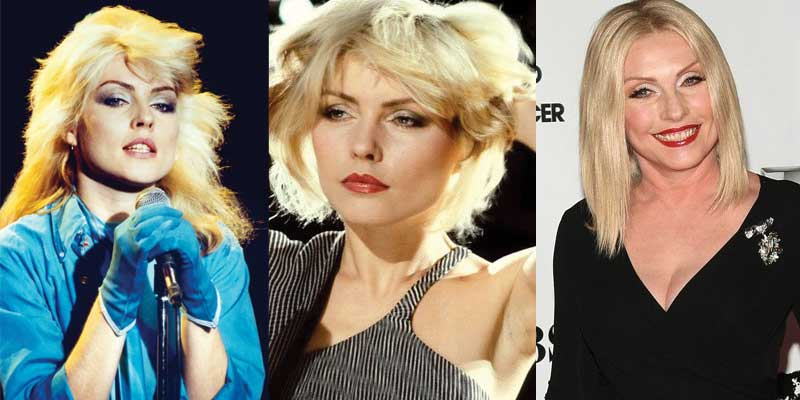 Debbie Harry Plastic Surgery Before and After 2018