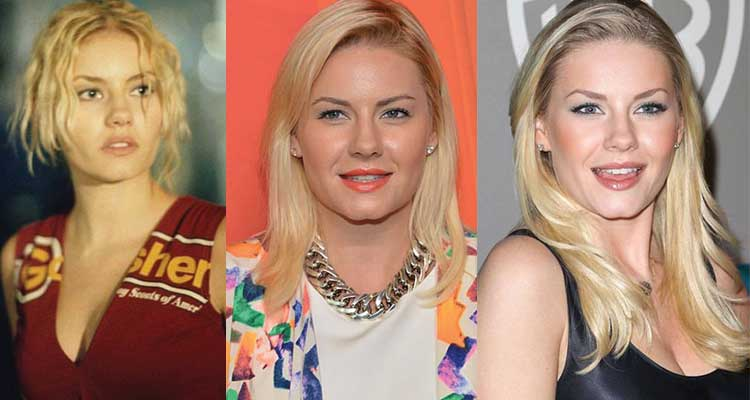 Elisha Cuthbert Plastic Surgery Before and After 2017