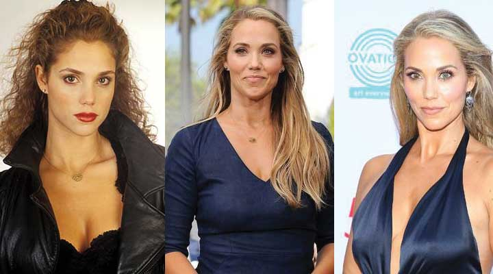 Elizabeth Berkley Plastic Surgery Before and After 2020