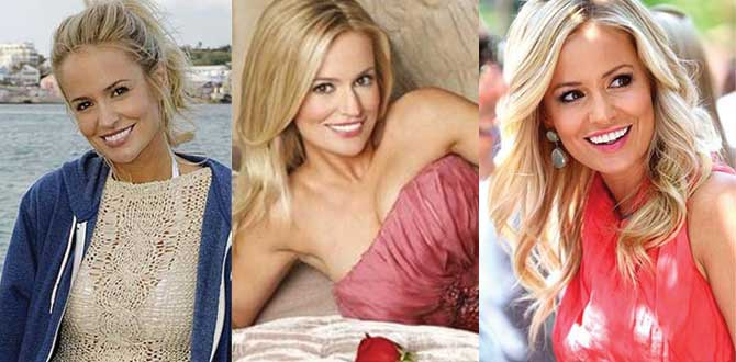 Emily Maynard Plastic Surgery Before and After 2018