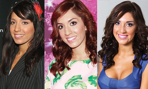Farrah Abraham Plastic Surgery Before and After 2017