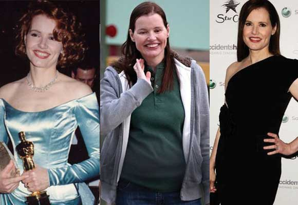 Geena Davis Plastic Surgery Before and After 2018