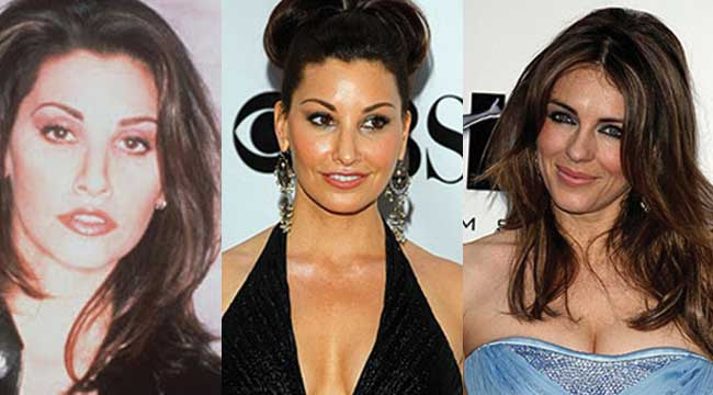 Gina Gershon Plastic Surgery Before and After 2018