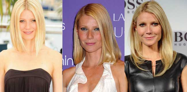 Gwyneth Paltrow Plastic Surgery Before and After 2017