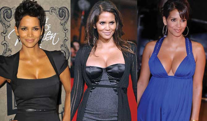 Halle Berry Plastic Surgery Before and After 2017