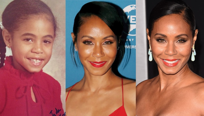 Jada Pinkett Smith Plastic Surgery Before and After Pictures