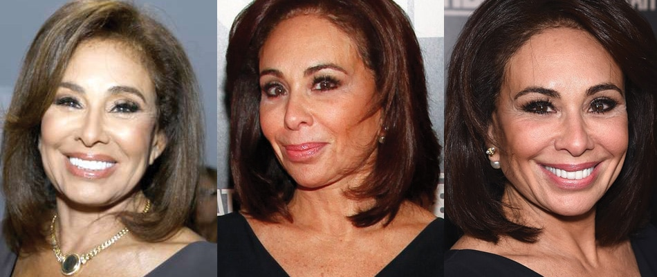 Jeanine Pirro Plastic Surgery Before and After 2019