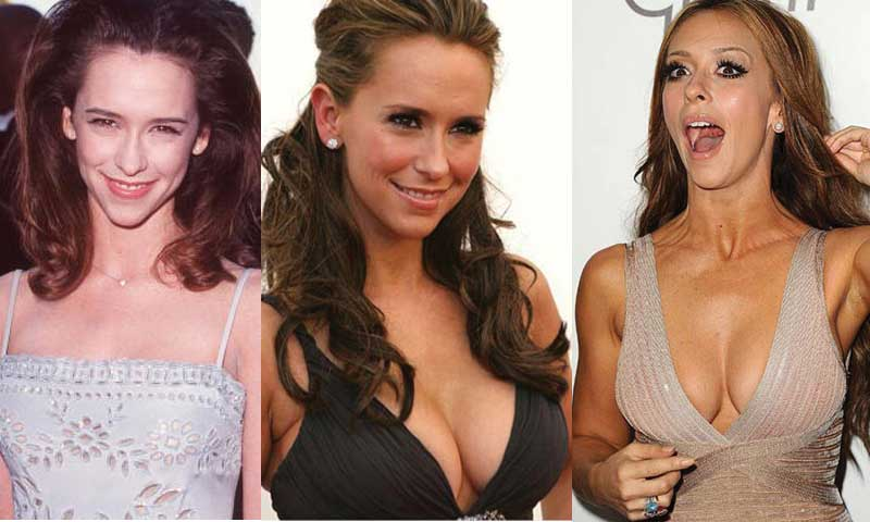 Jennifer Love Hewitt Plastic Surgery Before and After 2017