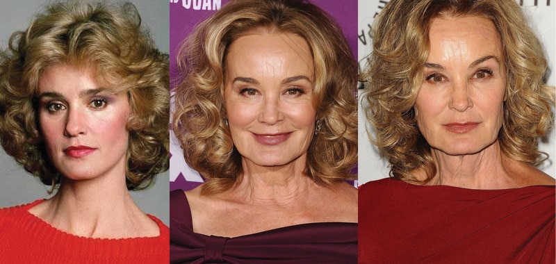 Jessica Lange Plastic Surgery Before and After 2019