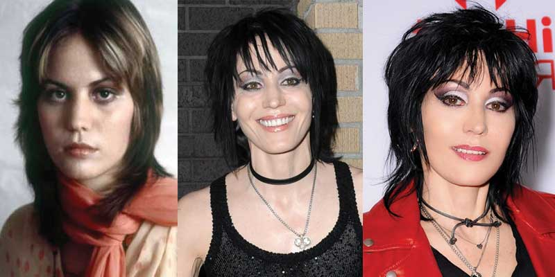 Joan Jett Plastic Surgery Before and After 2017