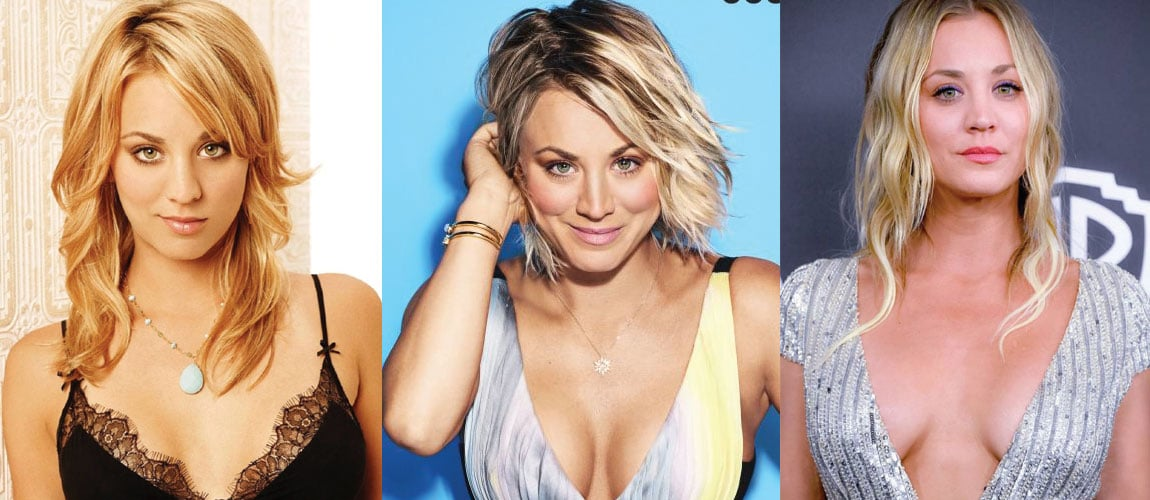 Kaley Cuoco Plastic Surgery Before and After 2020