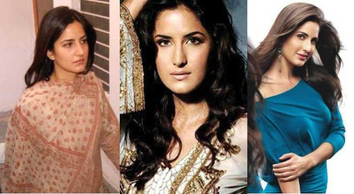 Katrina Kaif Plastic Surgery Before and After 2017