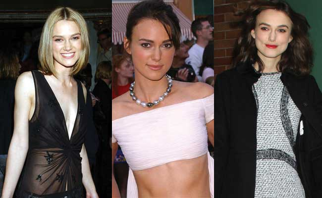 Keira Knightley Plastic Surgery Before and After 2018