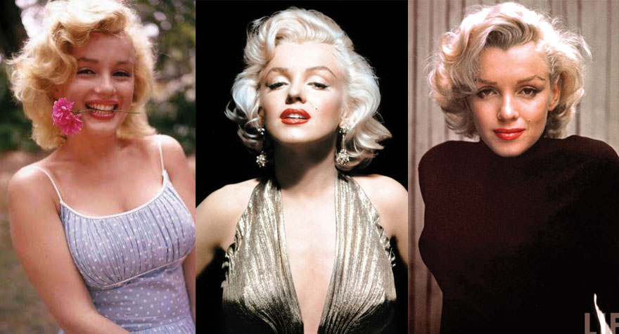 Marilyn Monroe Plastic Surgery Before and After 2021