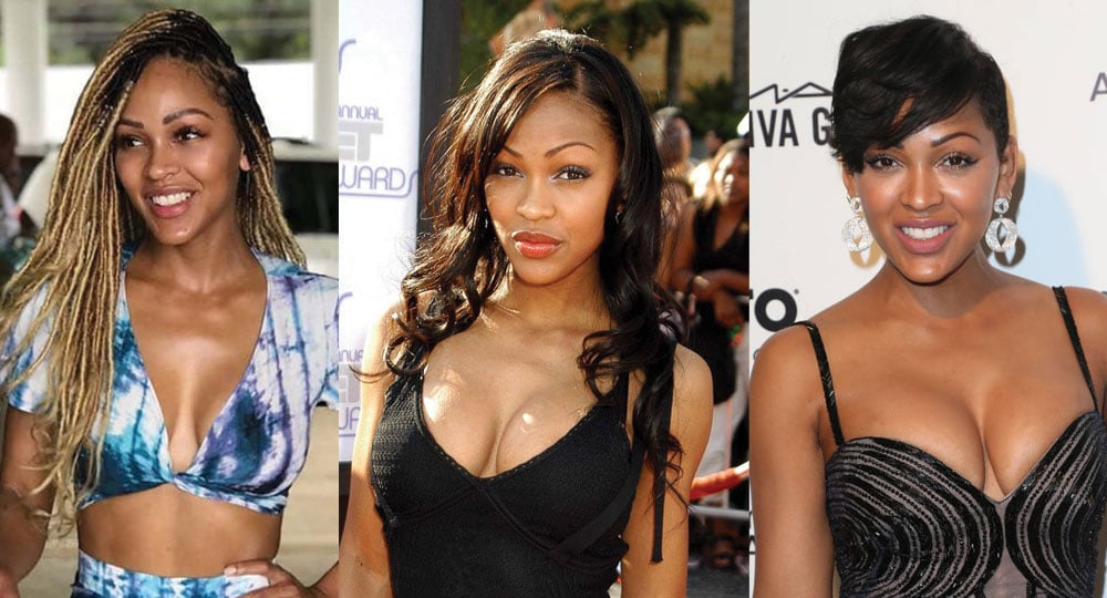 Meagan Good Plastic Surgery Before and After 2020