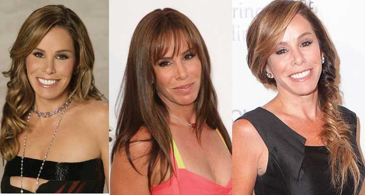 Melissa Rivers Plastic Surgery Before and After 2017