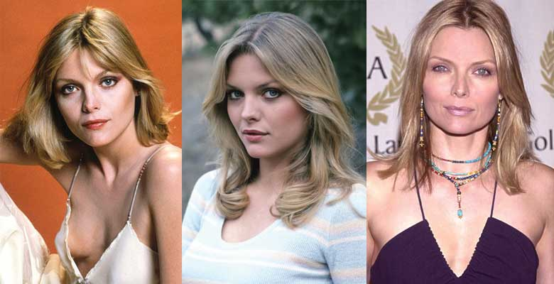 Michelle Pfeiffer Plastic Surgery Before and After 2018