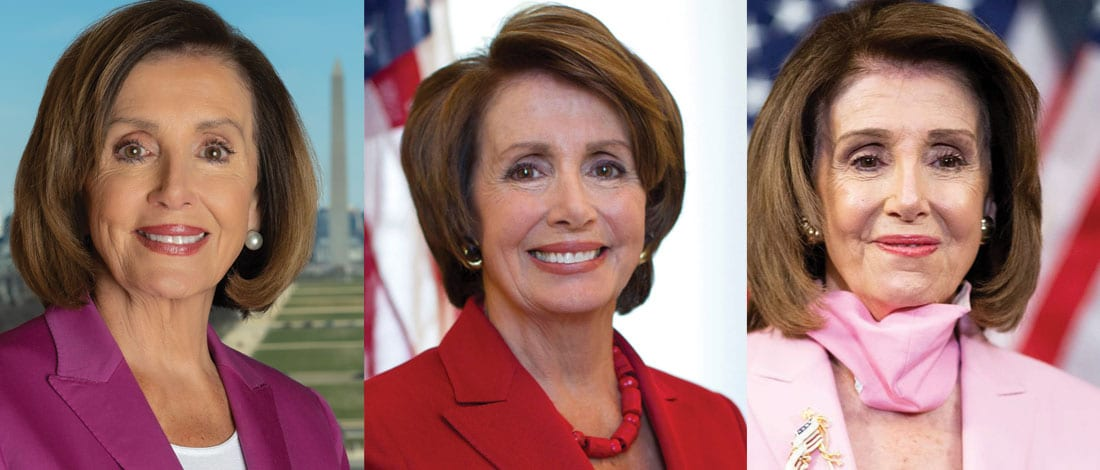 Nancy Pelosi Plastic Surgery Before and After 2020