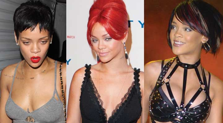 Rihanna Plastic Surgery Before and After 2017