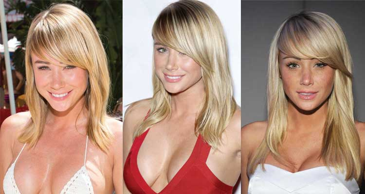 Sara Jean Underwood Plastic Surgery Before and After 2017