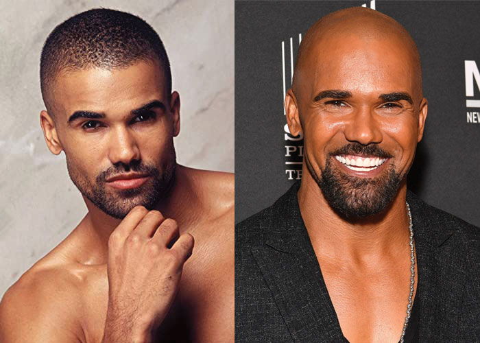 Shemar Moore Plastic Surgery Before and After 2021