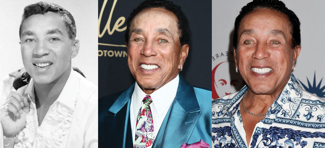 Smokey Robinson Plastic Surgery Before and After 2020
