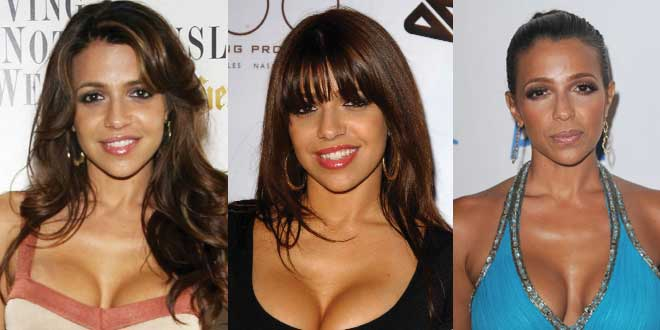 Vida Guerra Plastic Surgery Before and After 2019